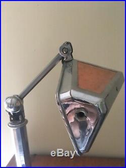 LAMPE PIROUETT ART DECO /1930 French