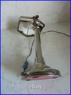 Lampe PIROUETT. NICE. Art déco années 30
