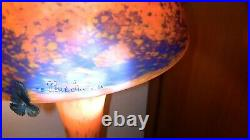 Lampe champignon le verre français