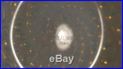 R Lalique, Coupe Volutes En Verre Opalescent, époque Art Déco
