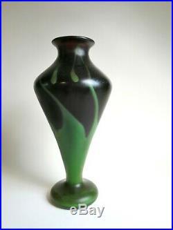 Vase SCHNEIDER. LE VERRE FRANCAIS. ART DECO